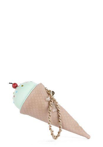 Betsey Johnson clutch