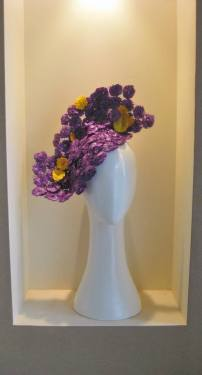 Jill and Jack Millinery French Straw - $100
