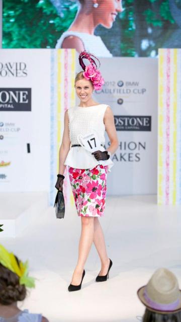 Caufield Guineas Skirt
