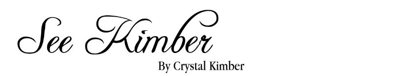 See Kimber by Crystal Kimber