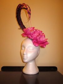 Floral Headpiece - $80