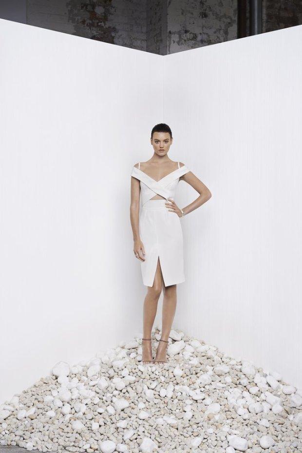 Nicola-Finetti-Off-Shoulder-White-X-Dress