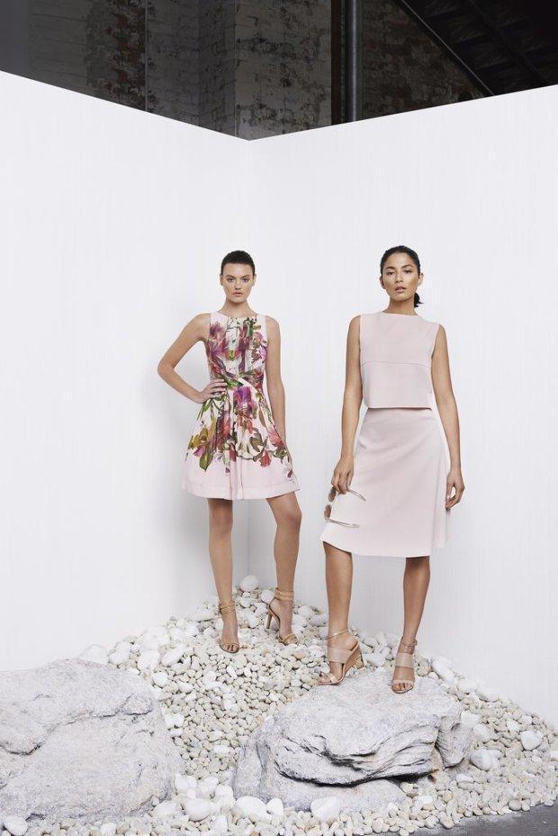 Ted-Baker-Symmetrical-Orchid-Print-Dress-Viktoria-Woods-Grammar
